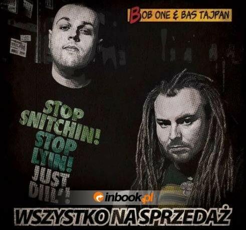 Wszystko Na Sprzedaż CD) Bas Tajpan & Bob One