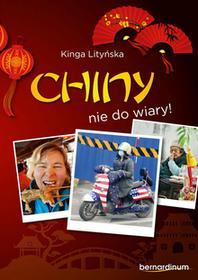 Bernardinum Chiny - nie do wiary! - Litińska Kinga