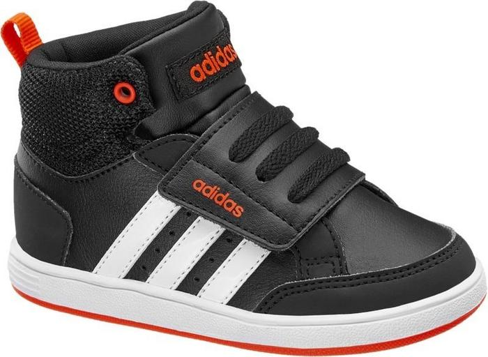 buty adidas neo label biale