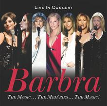Barbra Streisand The Music...The Mem'ries...The Magic!. CD Barbra Streisand