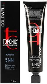 Goldwell Topchic, farba do włosów 5NN Light Brown - Extra, 60 ml