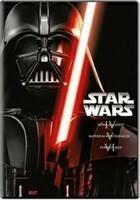 Star Wars Gwiezdne wojny Trylogia IV-VI) DVD