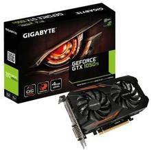 Gigabyte GeForce GTX 1050 Ti OC VR Ready (GV-N105TOC-4GD)