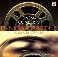 Cinema Concerto 2xWinyl) Ennio Morricone