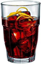 Bormioli Rocco Rock Long drink 37 CL zielony 516170BN6321990