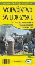 BiK Województwo Świętokrzyskie, 1:200 000