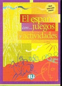 Dominguez  Pablo El espaol con... juegos y actividades - dostępny od ręki, natychmiastowa wysyłka