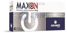 Adamed MaxON Active 25mg x4 tabletki