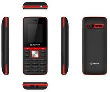 Manta TEL1712 Czarno-czerwony