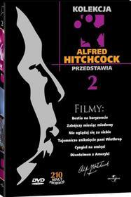 Alfred Hitchcock. Część 2