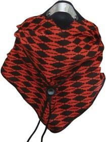 RESPRO Respro Bandit Scarf Red Black RB01R RD