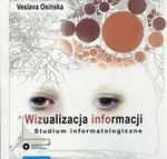 Wydawnictwo Naukowe UMK Veslava Osińska Wizualizacja informacji