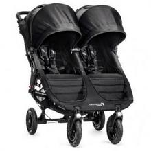 Baby Jogger City Mini Double GT BLACK/GREY