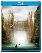 Władca Pierścieni Drużyna pierścienia Edycja rozszerzona Blu-Ray + DVD