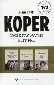 Życie towarzyskie elit PRL / Sławne pary PRL / Skandaliści PRL - Sławomir Koper