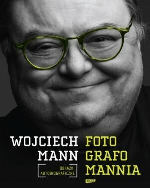 Znak Fotografomannia - Wojciech Mann