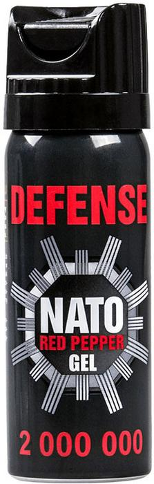 Sharg Products Group Gaz pieprzowy Sharg Defence Nato Military Gel 50ml Cone (41050-C) T012744