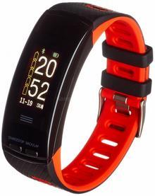Garett Fit23 GPS czarno czerwona