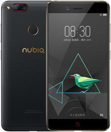 Nubia Z17 mini 64GB Dual Sim Czarny