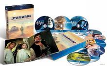 Star Wars Gwiezdne wojny kompletna saga części I-VI Blu-Ray) George Lucas