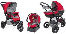 Chicco Trio Activ3 3w1 Red Berry