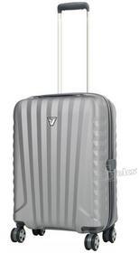 Roncato Uno SL mała walizka podróżna kabinowa - srebrny 5163-0225