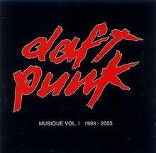 Musique Vol.1 1993-2005) Daft Punk
