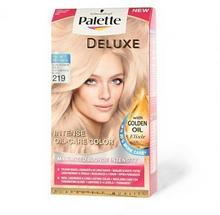 Schwarzkopf Palette Deluxe Intense Oil Care Color 219-platynowy perłowy blond