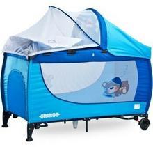 Caretero IKS 2 łóżeczko łóżeczka turystyczne Grande Blue