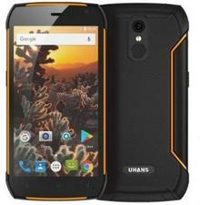 Uhans K5000 32GB Dual Sim Czarno-pomarańczowy