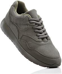bonprix Sneakersy bonprix antracytowy