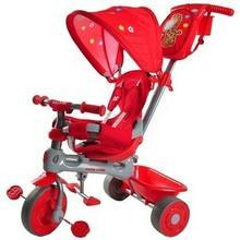 Madej Baby Trike 3w1 czerwony