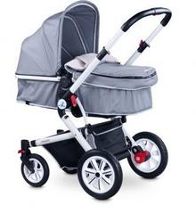 Caretero Compass 2w1 GREY