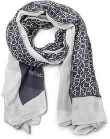 Calvin Klein Black Label Szal BLACK LABEL - Ck Allover Scarf K60K604136 430