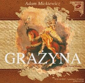 Grażyna (audiobook CD) - Adam Mickiewicz