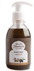 Eva Natura Beaute Marrakech Czarne z olejem arganowym - Beauté Marrakech Argan Black Liquid Soap Czarne z olejem arganowym - Beauté Marrakech Argan Black Liquid Soap