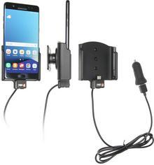 Brodit AB Uchwyt do Samsung Galaxy Note 7 z wbudowanym kablem USB oraz ładowarką samochodową 521915