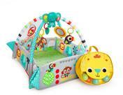 Bright Starts Dumel Mata Plac Zabaw Fikająca Małpka z Piłeczkami BS 10754