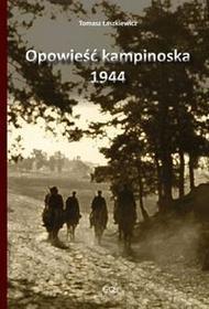 Egros Opowieść kampinoska 1944 - Łaszkiewicz Tomasz