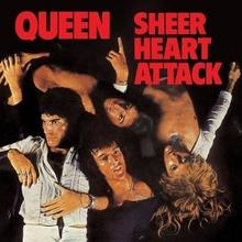 Sheer Heart Attack Remastered) Deluxe) CD) Queen