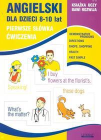 Literat Angielski dla dzieci 8-10 lat - JOANNA BEDNARSKA
