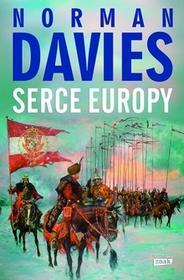 Znak Serce Europy - Norman Davies