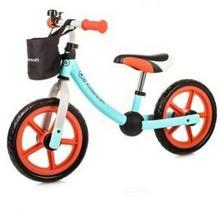 KinderKraft Rowerek biegowy 2Way next niebieski