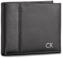 Calvin Klein Black Label Duży Portfel Męski BLACK LABEL - Nathan Slimfold 6CC K50K503140 001