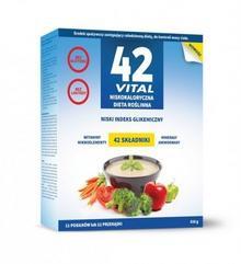 MEDICALINE 42 Vital Niskokaloryczna dieta roślinna (510g)