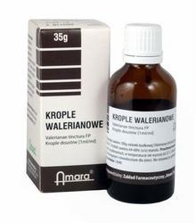 Amara Krople walerianowe krople doustne 35 g ID-18009