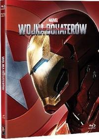 Kapitan Ameryka: Wojna bohaterów (Edycja Limitowana - Iron Man)