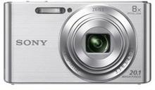Sony DSC-W830 srebrny