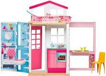 Mattel Barbie domek dla lalek 2 w 1