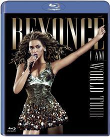 Beyonce I Am World Tour Blu-ray)